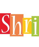 Shri colors logo