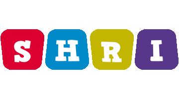 Shri kiddo logo
