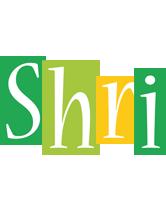 Shri lemonade logo
