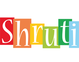 Shruti colors logo