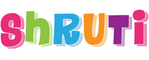 Shruti friday logo