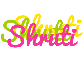 Shruti sweets logo