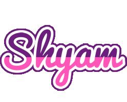 Shyam cheerful logo