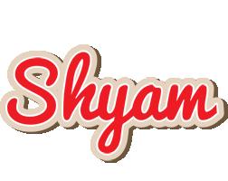Shyam chocolate logo