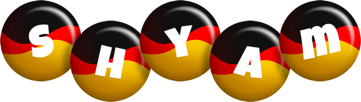 Shyam german logo