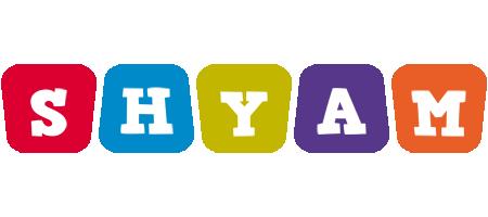 Shyam kiddo logo