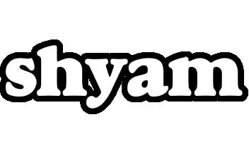 Shyam panda logo