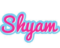Shyam popstar logo