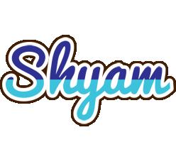 Shyam raining logo