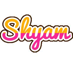 Shyam smoothie logo