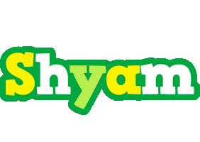 Shyam soccer logo