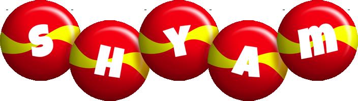 Shyam spain logo