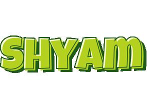 Shyam summer logo