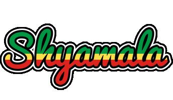 Shyamala african logo
