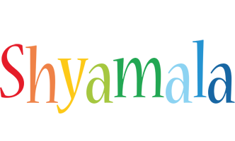 Shyamala birthday logo