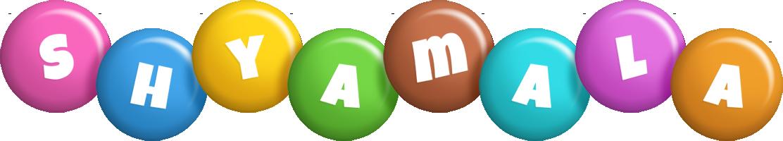 Shyamala candy logo