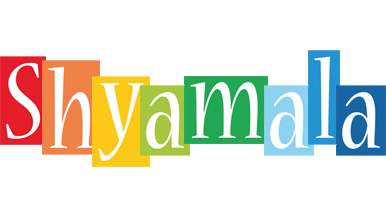 Shyamala colors logo