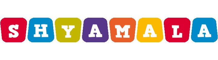 Shyamala kiddo logo