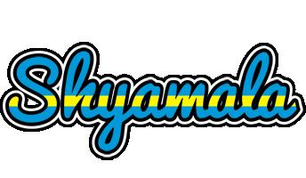 Shyamala sweden logo