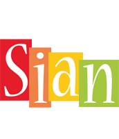 Sian colors logo