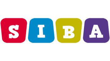 Siba daycare logo