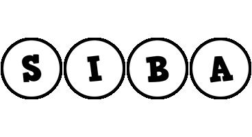Siba handy logo