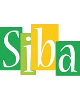 Siba lemonade logo