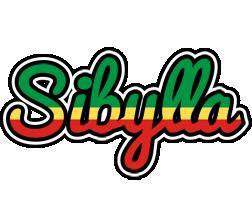 Sibylla african logo