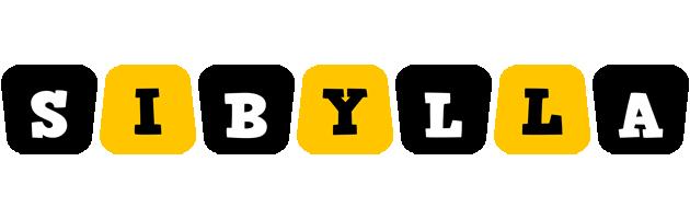 Sibylla boots logo