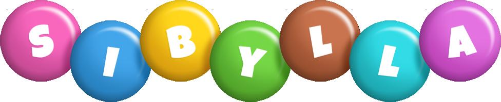 Sibylla candy logo