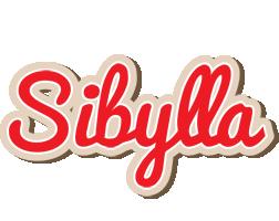 Sibylla chocolate logo