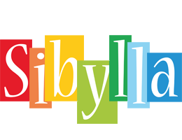 Sibylla colors logo