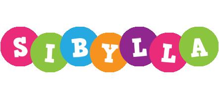 Sibylla friends logo