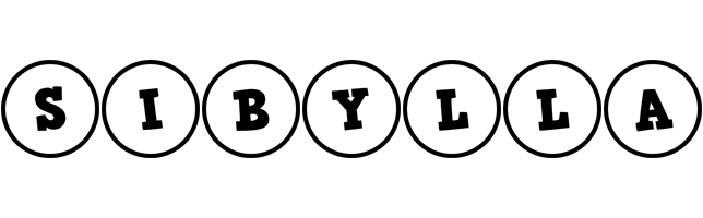 Sibylla handy logo