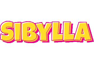 Sibylla kaboom logo