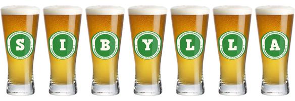 Sibylla lager logo