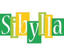 Sibylla lemonade logo