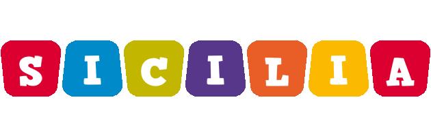 Sicilia daycare logo