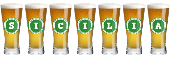 Sicilia lager logo