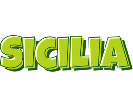 Sicilia summer logo