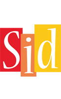 Sid colors logo