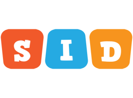 Sid comics logo