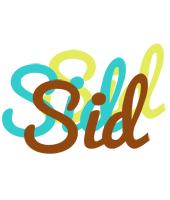 Sid cupcake logo
