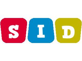 Sid daycare logo