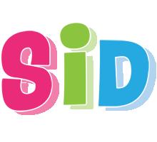 Sid friday logo