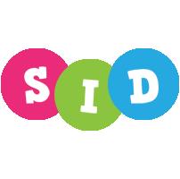 Sid friends logo