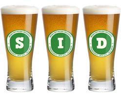 Sid lager logo