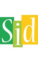 Sid lemonade logo
