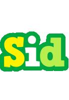 Sid soccer logo