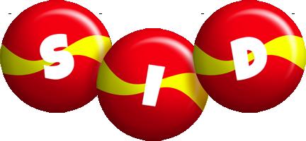 Sid spain logo